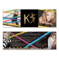 'KE$HA' press kit
