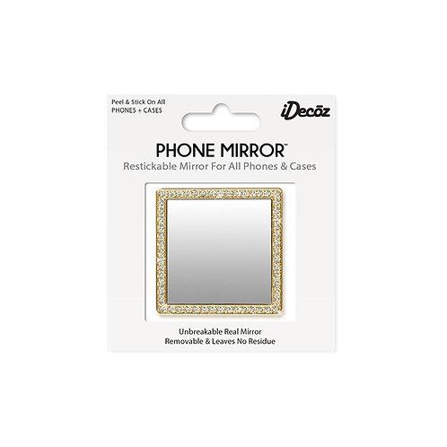 iDecoz phone mirror / Crystal Square