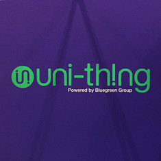 """uni-thing"" logo"