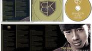 """BRANDON KANE / true love"" CD JACKET"