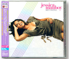 """jessica mauboy / been waiting"" CD JACKET"