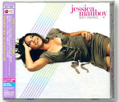 """jessica mauboy / been waiting"" CD JACKET"