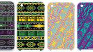 """NDEBELE"" iphone case for DESIGN GARDEN"
