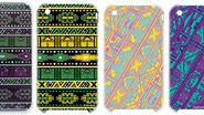 """""""NDEBELE"""" iphone case for DESIGN GARDEN"""