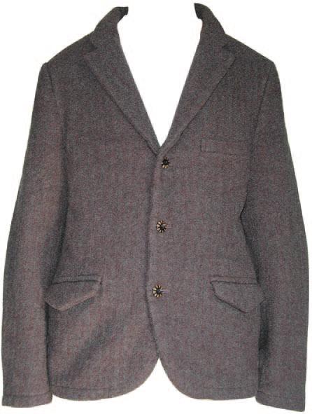 """sureshot"" wool jacket"