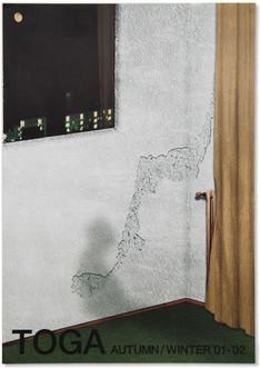 TOGA A/W '01-'02 invitation poster