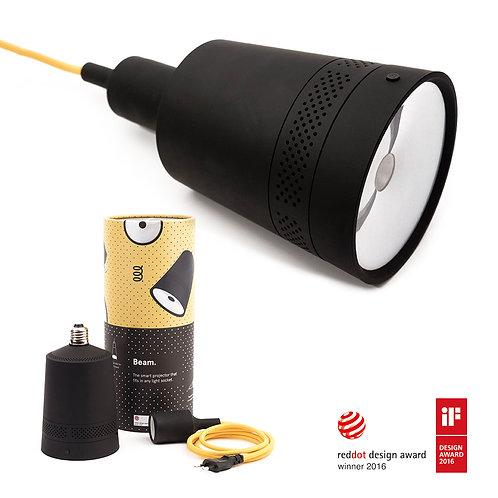 beam. smart projector