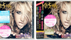 'KE$HA' ANIMAL Japanese edition