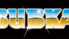 'BUBKA' logo for BUBKA T-shirts