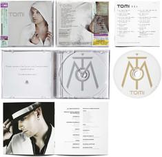 """""""TOMI / TOMI"""" CD JACKET"""