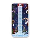 """waterfalls"" iPhone case & T-shirt for visualog"