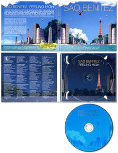 """Sao Benitez / Feeling High"" CD JACKET"