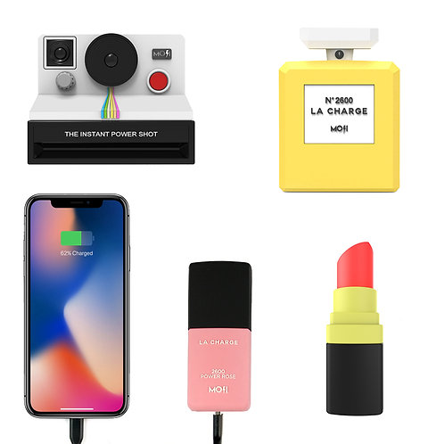 mobile battery MOJIPOWER 2nd Edition