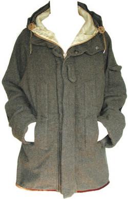 """""""sureshot"""" wool coat"""