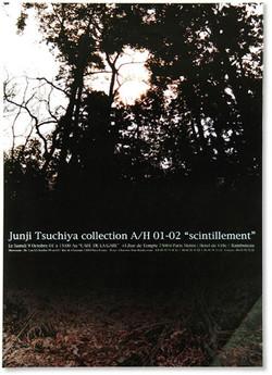 Junji Tsuchiya 01A/W poster