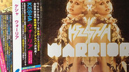 'KE$HA' WARRIOR -Japanese edition-' JACKET DESIGN