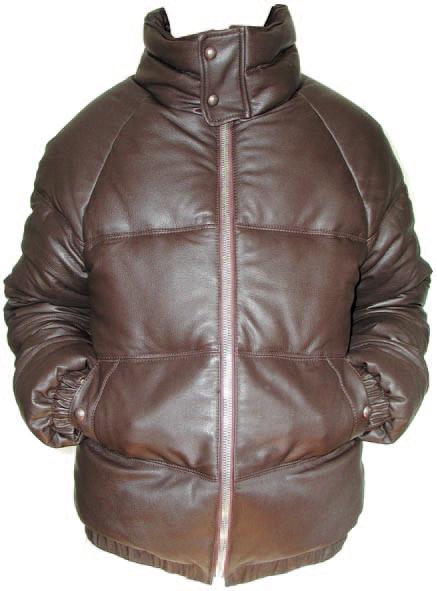 """""""sureshot"""" leather jacket"""