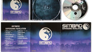 """SIMBAD / SUPERSONIC REVELATION"" CD JACKET"