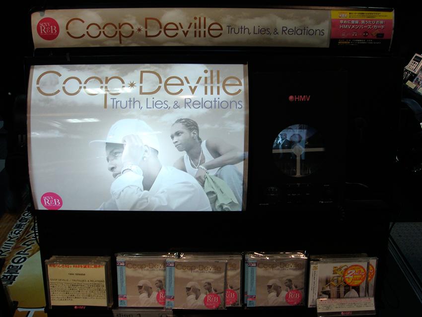 Coop Deville Truth, Lies, & Relation