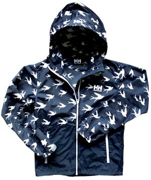 """HELLY HANSEN"" nylon jacket"