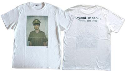 "09.08.15 ""Beyond History"" shirts"