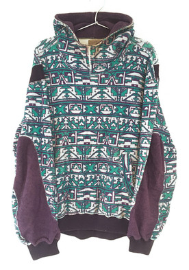 """DESIGN & PRODUCE: """"NDEBELE"""" sweat parka by sureshot"""