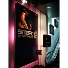 """AD&D: """"SIMBAD / SUPERSONIC REVELATION"""" at HMV Shibuya"""