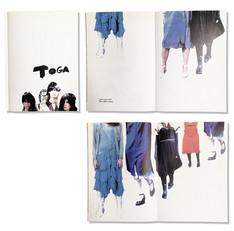 TOGA A/W '03-'04 image artwork