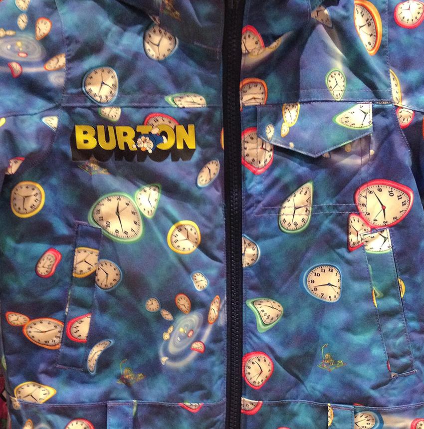 BURTON x DORAEMON 15A/W