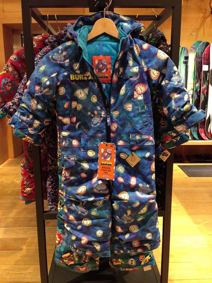 """BURTON x DORAEMON"" kids jacket"