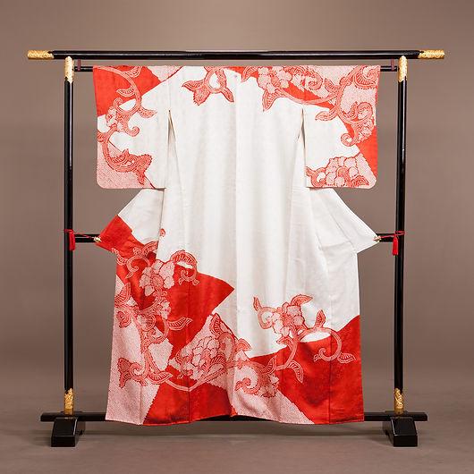 antique kimono アンティーク 着物