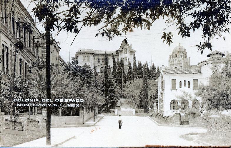 Colonia del Obispado