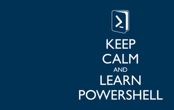 In the Beginning there was Powershell......