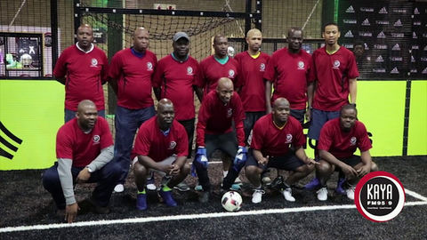 Kaya FM Father's Day Football Tournement
