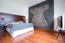 tête de lit et panoramique
