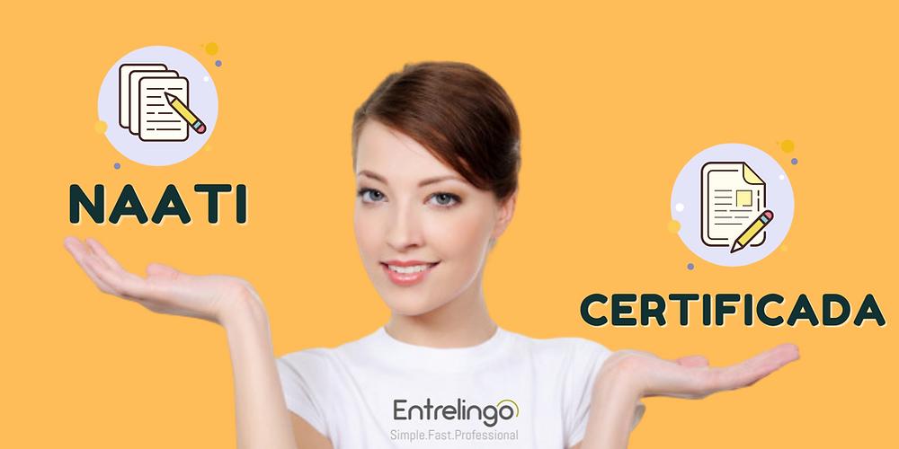 Traducciones NAATI y traducciones certificadas