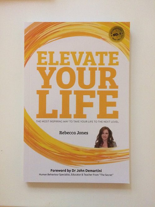 ELEVATE YOUR LIFE BOOK