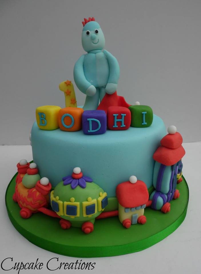 In The Night Garden Themed Cake