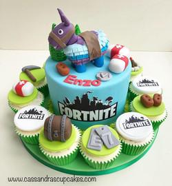 Fortnite Cake Huddersfield