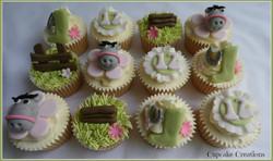 Pony Theme Cupcakes