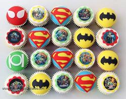 Superhero Cupcakes Huddersfield (2)