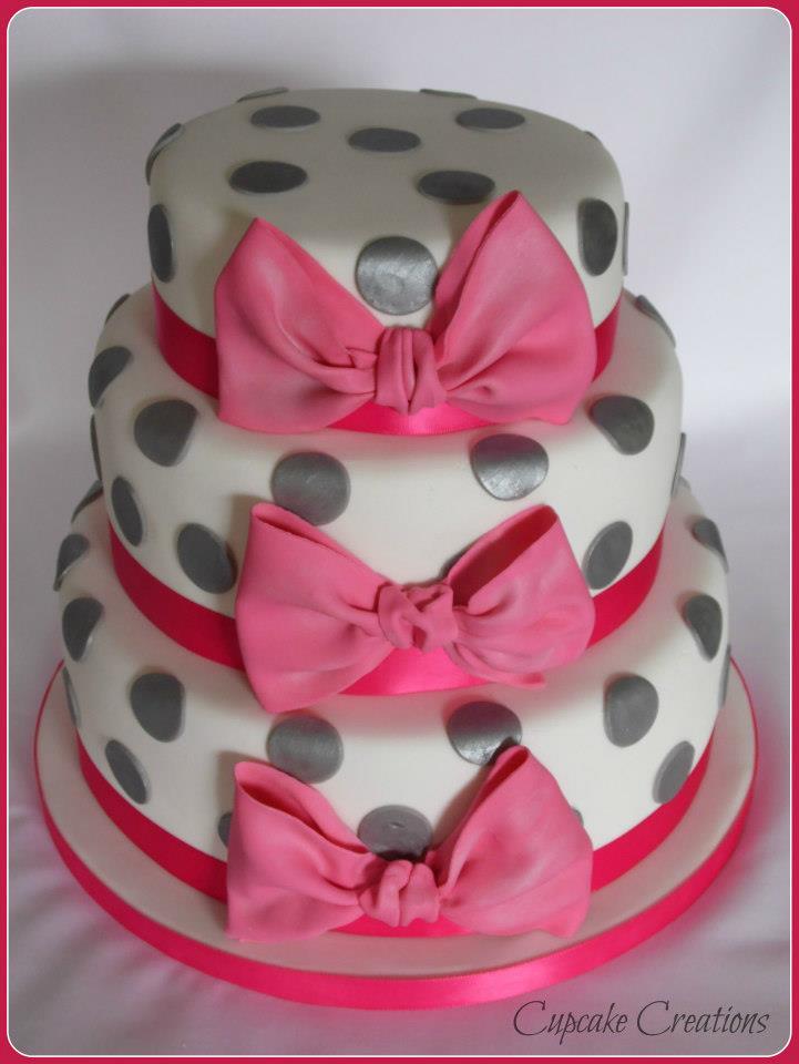 Dots & Bows Anniversary Cake.jpg