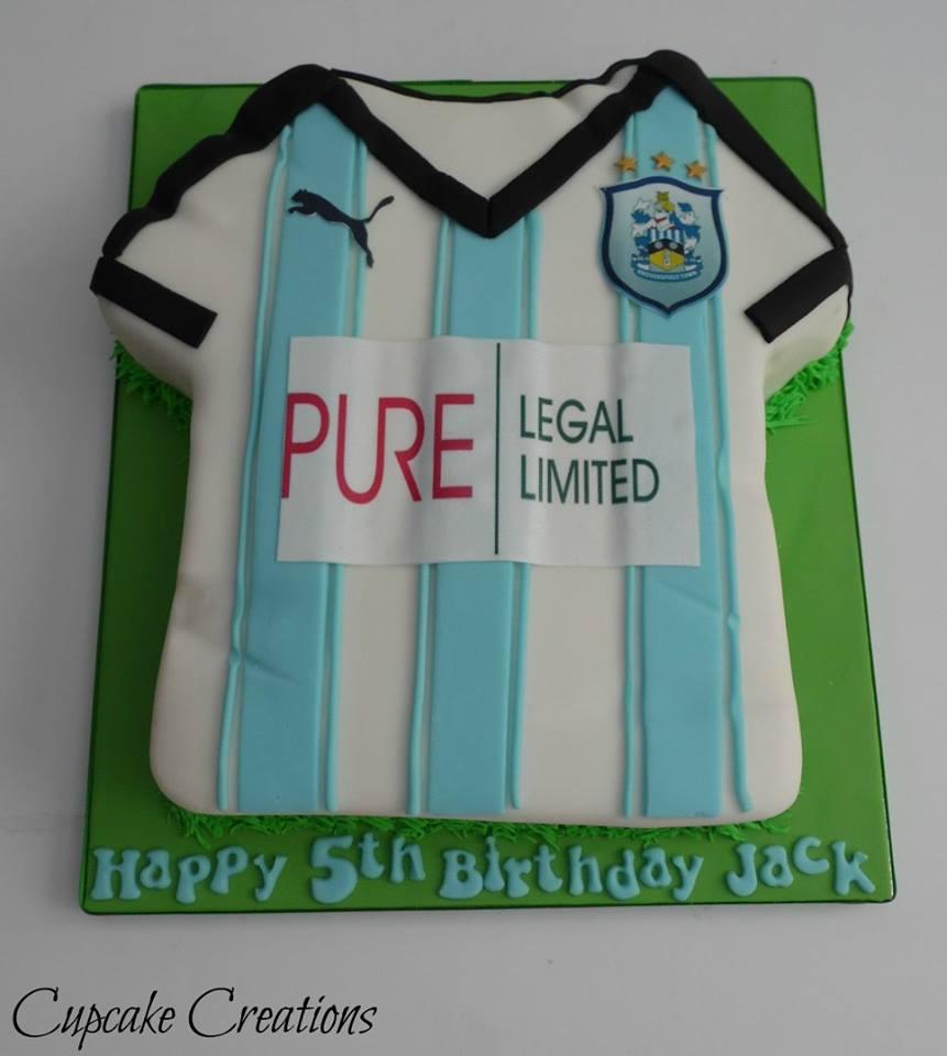 Huddersfield Town Football Shirt