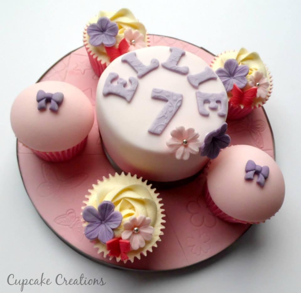 7th Birthday Cake