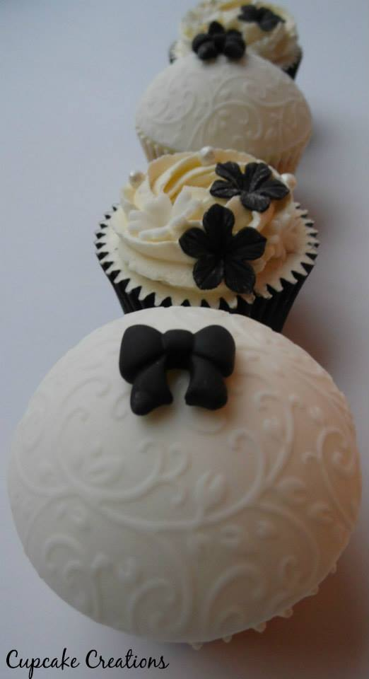 Bespoke Wedding Cupcakes
