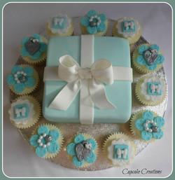 Tiffany Birthday Cake