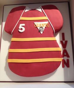 Huddersfield Giants Birthday Cake