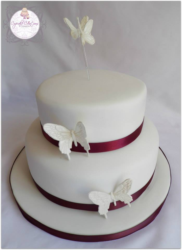 Wedding Cake Butterfly