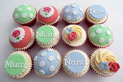 Cath Kidston design Cupcakes