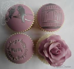 Vitage Cupcakes